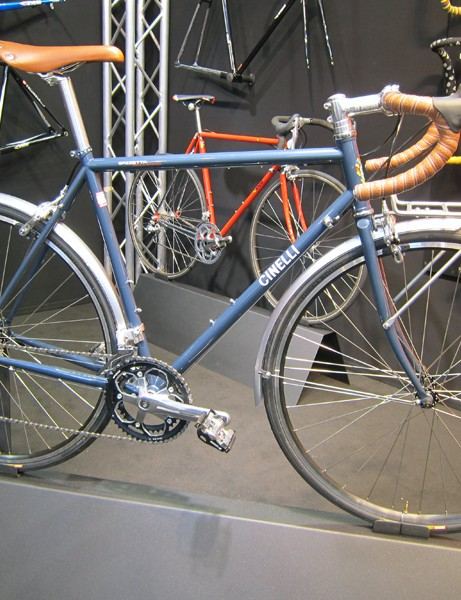 Cinelli's new Gazzetta della Strada is designed as a sort of do-it-all bike, from touring to racing to randonneur and everything in between.
