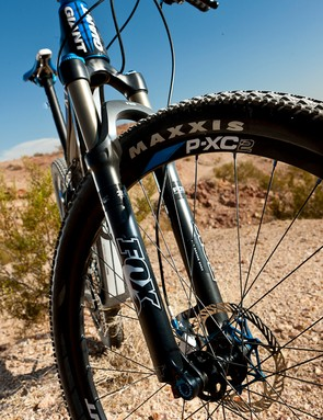 Maxxis CrossMark tyres provide grip and traction