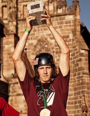 Brandon Semenuk, FMB World Tour champion