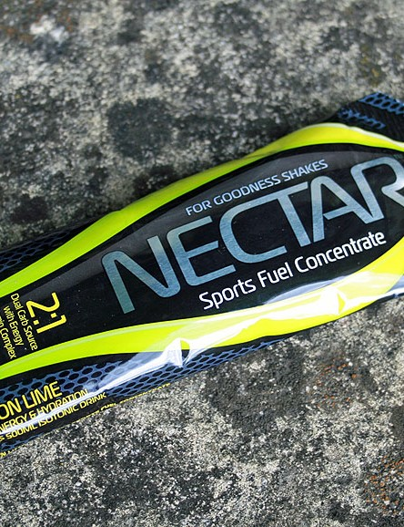 For Goodness Shakes! Nectar Sports Fuel Concentrate in a handy gel form