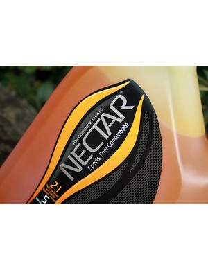 Nectar comes in mandarin and lemon/lime flavours