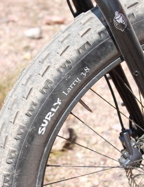 Surly's 3.8in Larry tire