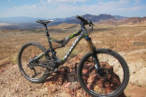 Pivot's new Mach 5.7 Carbon offers 144mm of highly usable travel but yet it pedals like a bona fide race bike