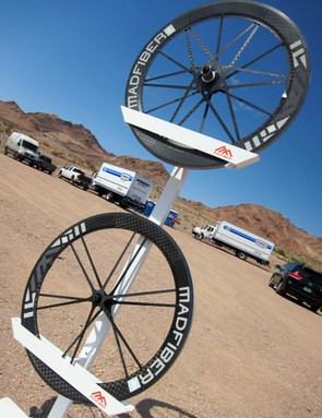 Mad Fiber will add a brilliantly clever new carbon clincher to its range for 2012