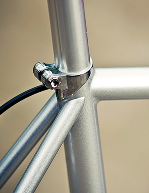 Cherubim's skill shows up around the tube welds