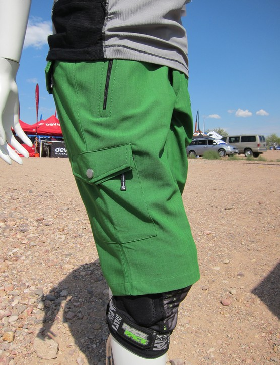 The Khyber and Ambush shorts are more generously cut to accommodate pads