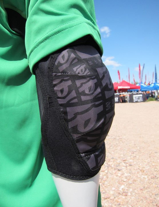 Race Face has also updated its hardshell and d3o pads with open-backed leg fittings and new elbow-only models