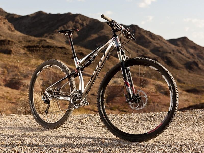 The alloy Scott Spark 29er