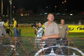 Bart Wellens' Fidea team mechanics