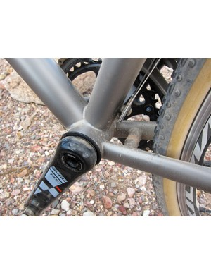 The new Moots Psychlo X RSL will use a PressFit 30 bottom bracket