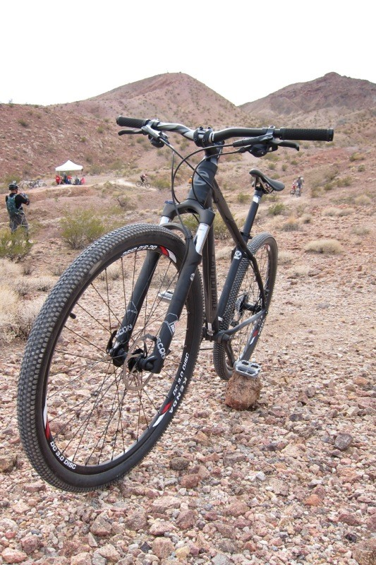The Recon Silver TK air sprung fork