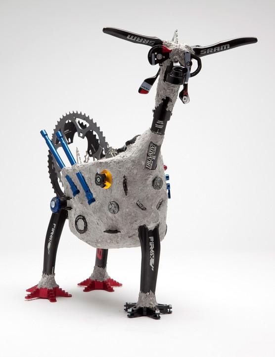 Goat by Daniel Bertelli