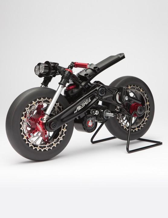 Moto by Steve Radtke