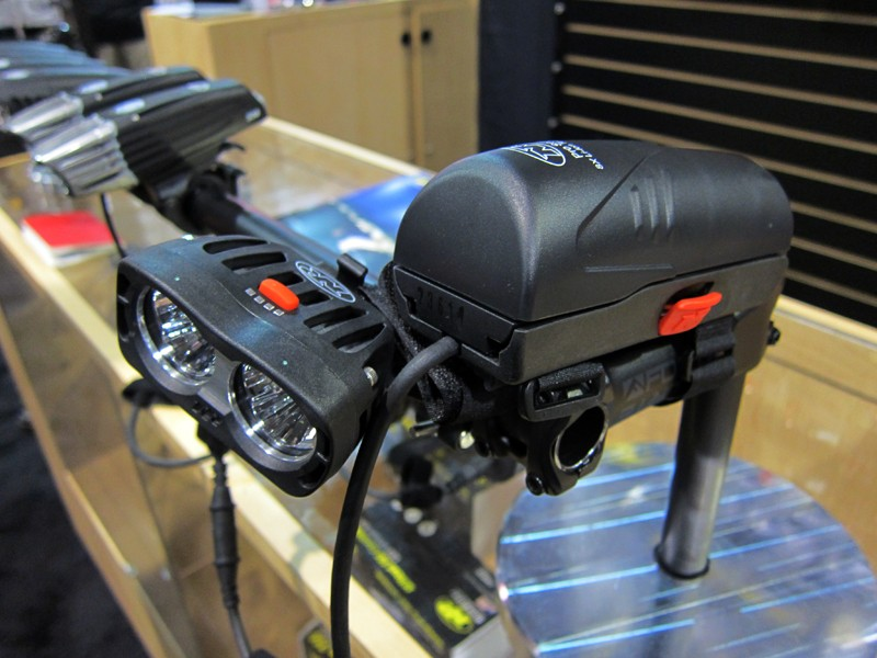 Niterider's new flagship is the Pro 3000 LED with an incredible 3000 lumens of output