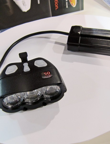 The Cygolite TridenX is available with up to 750 lumens of output