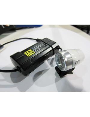 The Cygolite TurboJet Mini provides 330 lumens of output at just 150g
