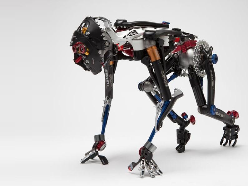 The Sprinter by Jesse Meyer