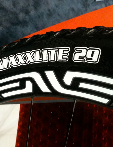 Maxxis' new Maxxlite 29er - just 330g