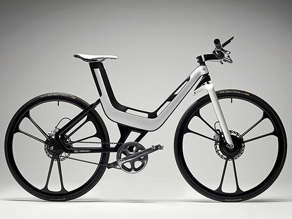 Ford says their E-Bike Concept shows how their design expertise can translate across to a bike
