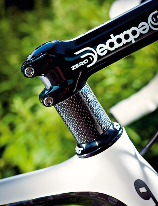 The geometry should suit sportives but the comfort won't