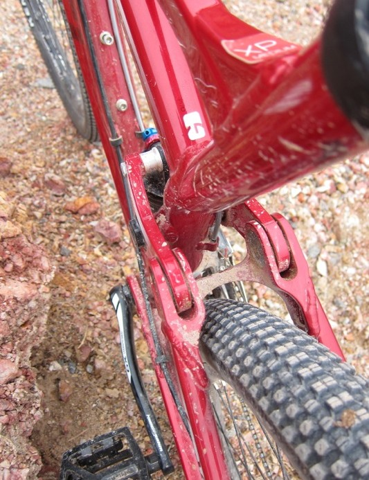 Devinci and Weagle went took great effort to keep the chainstays short