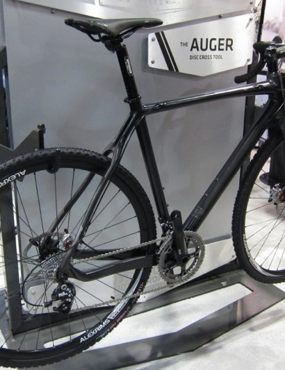 Foundry's disc equipped Auger cyclo-cross bike