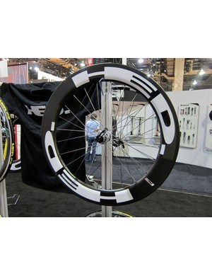 HED has doubled the number of Stinger all-carbon tubular road wheel models for 2012.
