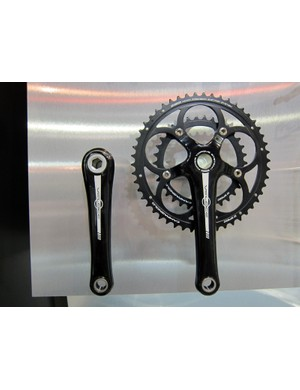 Campagnolo has added a black color option for the Veloce group for 2012.