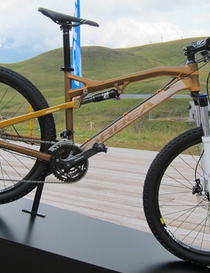 The revamped Orbea Occam replaces the previous design with one very similar to its big brother, the Rallon