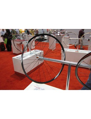 The Volo XC wheelset
