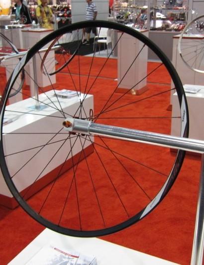 The Volo XC wheelset