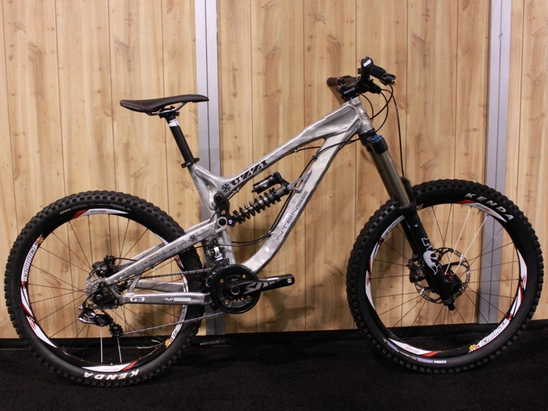 Intense's new 2012 Uzzi