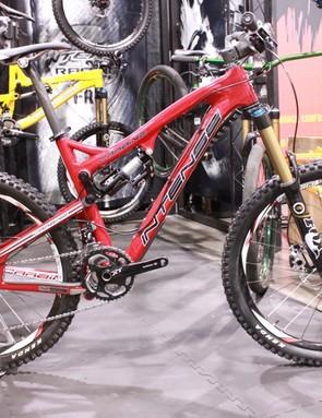 Intense's new Carbine carbon trail bike