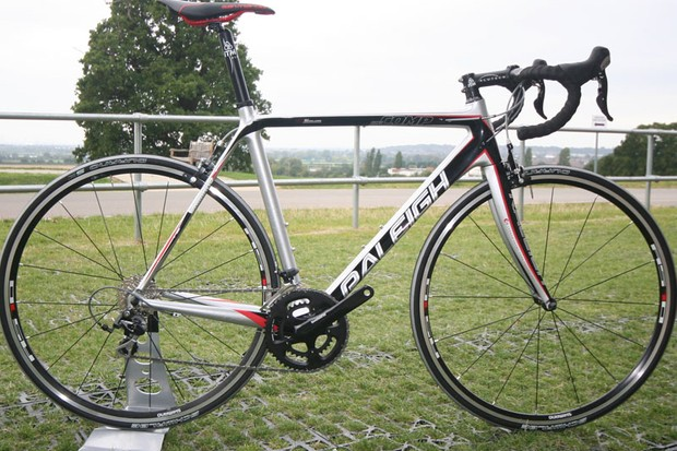 The £1450 Raleigh SP Comp