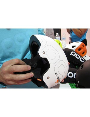 The Receptor + is made to transfer from snow, to bike, to water, as in kayak