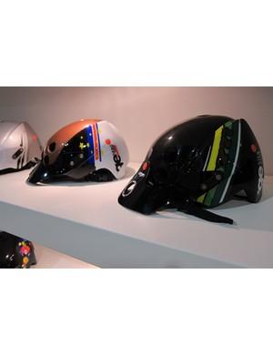 Urge's Endr-O-matic helmet