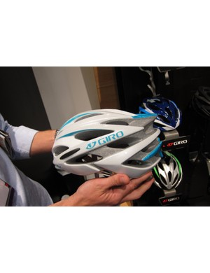 The Savant is meant as a unisex helmet and comes in a variety of colors