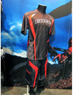 Dainese also showed off some fetching kits at this year's Interbike show