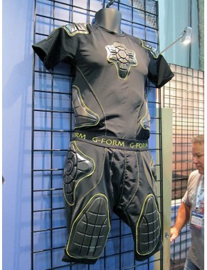 G-Form's innovative collection of RPT padding-equipped body armor is remarkably thin