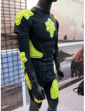 G-Form's range of body armor is built with its highly promising RPT padding, which stiffens instantly upon impact like d3o but is claimed to be more protective, lighter, and thinner.  As functional as it may be, though, G-Form may want to work on the aesthetics a bit