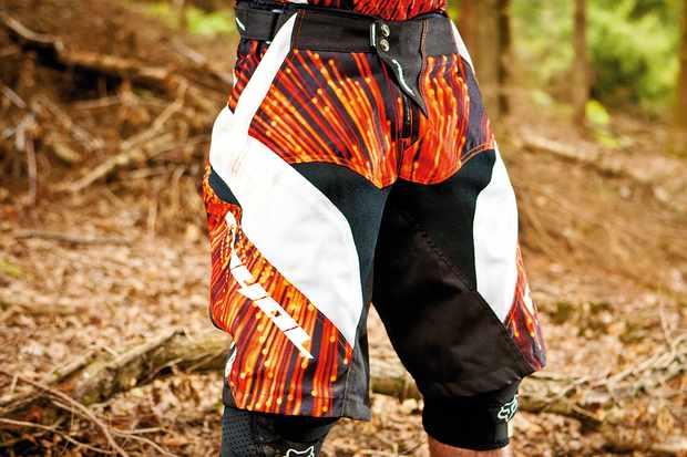 Royal Blast Shorts