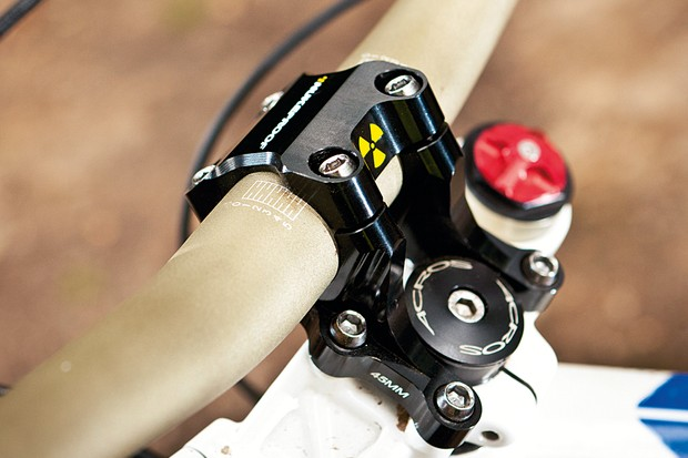 Nukeproof Warhead Boxxer direct mount stem