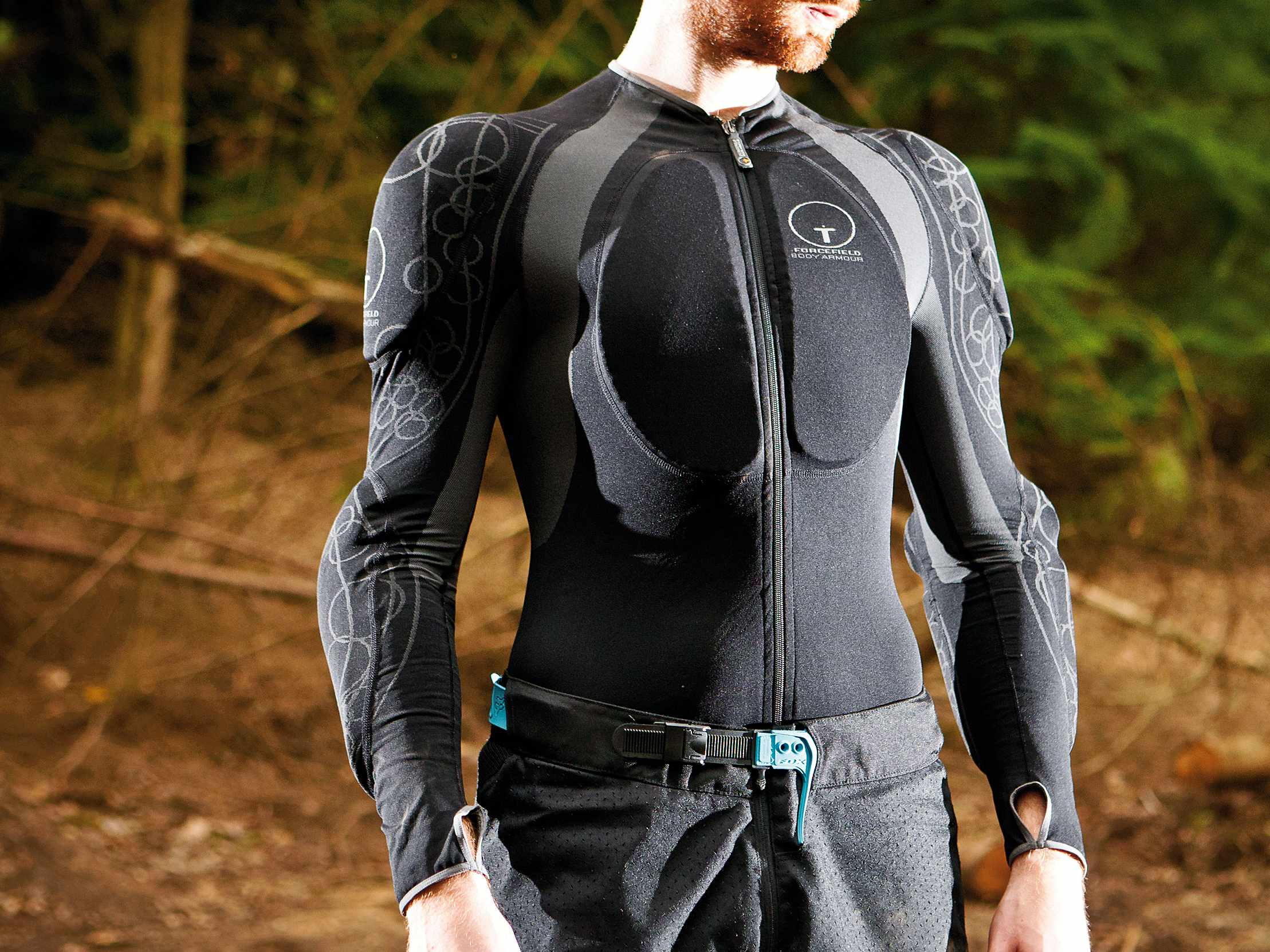 Forcefield Action Shirt body armour