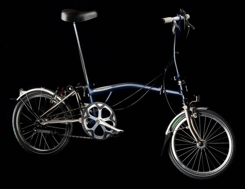 The eBrompton will be the British company's first foray into the world of e-bikes