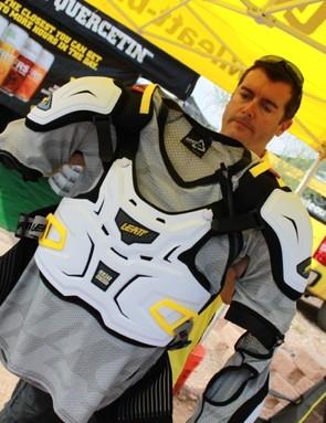 Leatt's new 'Adventure Body Protector' jacket