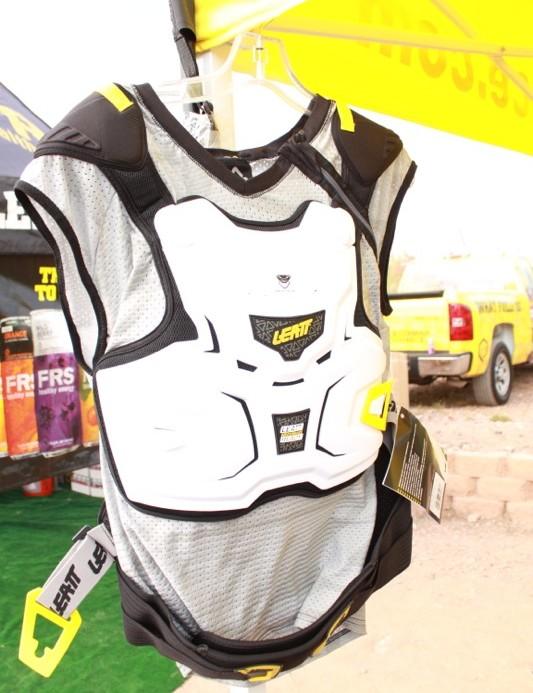 Leatt's Adventure Body Vest