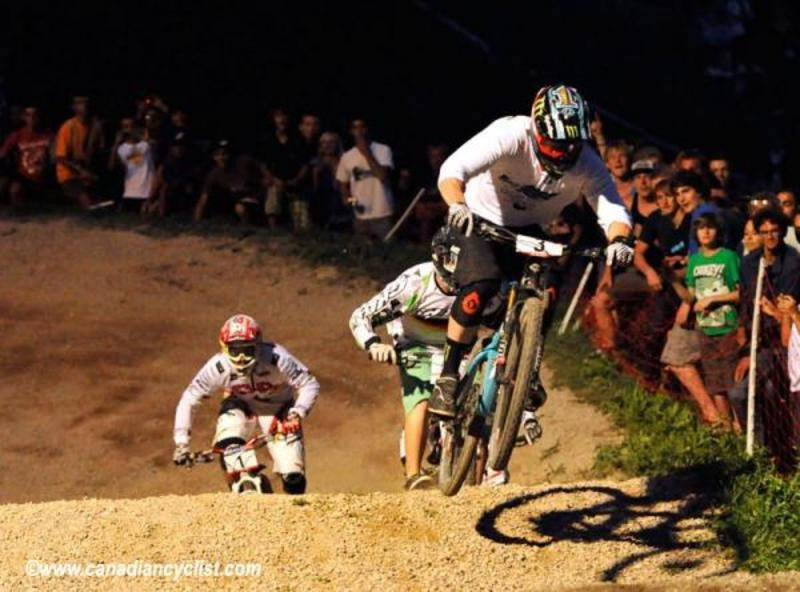Four-cross will be retained at the UCI Mountain Bike World Championships in Leogang, Austria next year