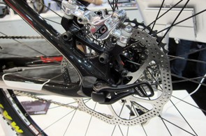 Rocky Mountain will even use thru-axle dropouts on the new Vertex 990RSL carbon 29er hardtail.