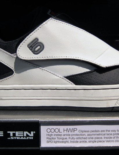 Five Ten's new Cool Hwip (the interesting spelling is due to the trademark held by a certain desert spread) costs US$149