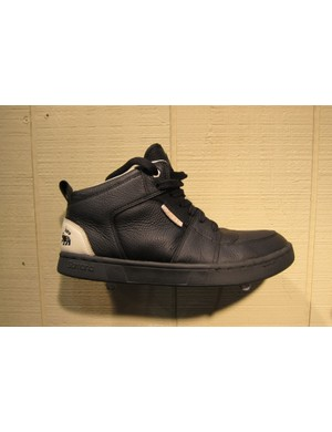 The Loam high-top costs $119